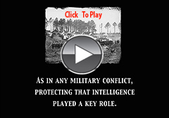 Play Civil War Signals Video hosted on NSA YouTube Channel (8:15)