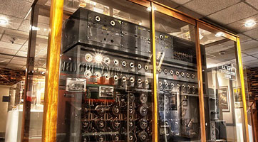 Cryptologic Machines