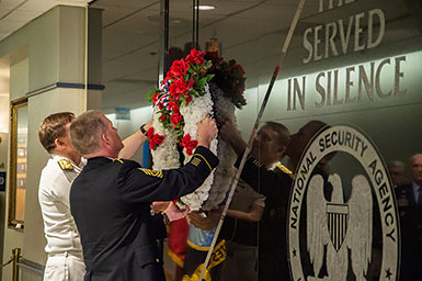 Cryptologic Memorial Day Observance Ceremony