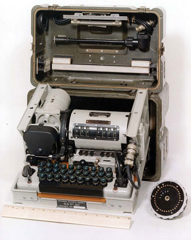 KL-7, originally known as the AFSAM-7, replaced the SIGABA/ECM cipher machine