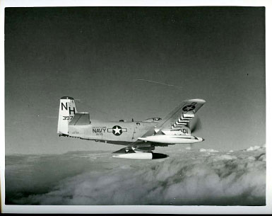 A-1 Attack Plane, type launched by