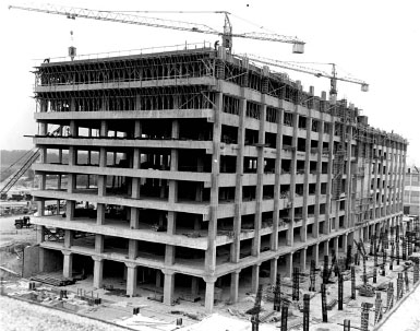 Construction of Headquarters Building