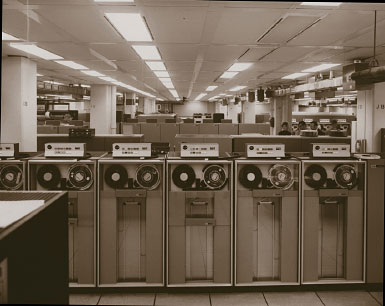 UNIVAC system purchased by NSA in 1963