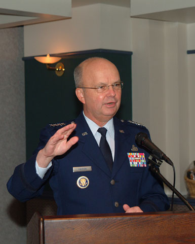 NSA Director Hayden and 100 Days of Change