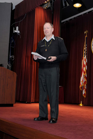 NSA Director GEN Keith B. Alexander, USA, at Global Town Meeting